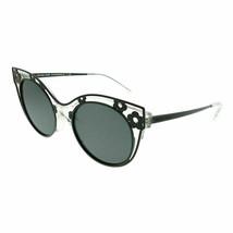 Michael Kors Melbourne MK1038 305087 Crystal Cat-Eye Sunglasses Grey Lens - $193.05