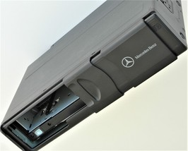 2006-10 MERCEDES BENZ OEM FIBER OPTIC 6 DISC CD CHANGER - REFURBISHED +W... - $142.50