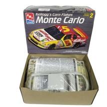 AMT Kellogg's Corn Flakes #5 Monte Carlo 1:25 Scale NASCAR Terry Labonte... - $24.99