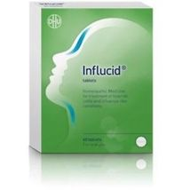 INFLUCID- Homeopathic Product colds & flu-like illness with fever - 60 tabs - $8.99+