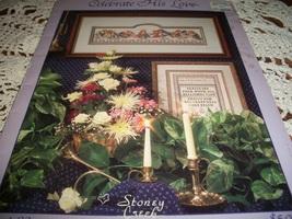 Celebrate His Love Counted Cross Stitch Book 30 - $8.00