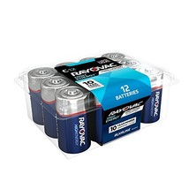 Rayovac C Batteries, Alkaline C Cell Batteries 12 Battery Count - $22.53