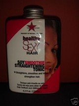 Sexy Hair Concepts: Healthy Soy Smoothie Straightening Tonic 4.2 oz - $22.50