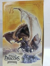 2004 McFarlane's Dragons Berserker Clan Dragon vs Human Attacker - $57.00