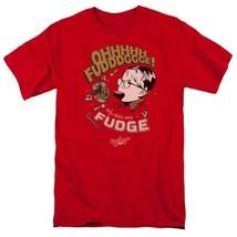 A christmas story ohhh fudge t shirt retro 1980s holiday movie film wbm647 thumb200