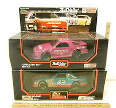 1991 Racing Champions Petty #43 Pontiac + 1992 RC True Value #23 IROC Dodge 1:24 - $27.81