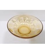 Hazel Atlas Eldorado Gold Berry/Dip Dish - $24.99