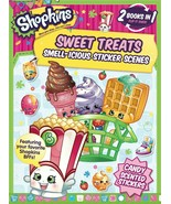 Shopkins Sweet Treats/Cheeky Chocolate (Sticker and Activity Book) - $5.93
