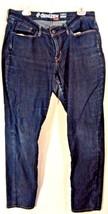 "Denizen Women's J EAN S Denim Blue 16M, 32""W X 28""L, (D) Free Shipping! - $19.99"