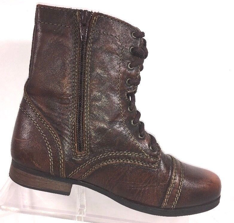 4175c41dfa6 Steve Madden Womens Boots sz-3 Troopa Brown and 50 similar items