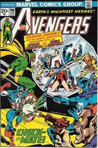 The Avengers Comic Book #108, Marvel Comics Group 1973 FINE+ - $17.34