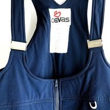 Vintage Cevas Schoeller Bib Overalls Mens Sz 36 Navy Blue Snow Ski Pants... - $23.75