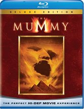 The Mummy Deluxe Edition [Blu-ray]