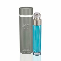 PERRY ELLIS 360 Cologne for Men 3.3 oz New In Box - $29.70