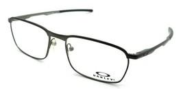 Oakley Rx Eyeglasses Frames OX3186-0252 52-17-137 Conductor Pewter - $91.92