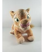 Disney The Lion King Nala Plush Disney Store Authentic Original Genuine - $19.99