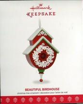 2017 Hallmark Keepsake Ornament - Beautiful Birdhouse - 2nd in Birdhouse... - $4.94