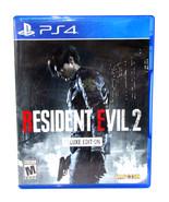 Sony Game Resident evil 2 - $26.99