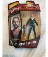 "NEW DC Comics Multiverse 3.75"" Action Figure General Dru ZOD Superman II... - $7.23"