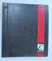 1991 1992 1993 Saturn Service Repair Manual OEM Factory Workshop Dealer ... - $15.46