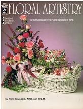 Floral Artistry Flower Arrangemenent How to Designer Tips Book - $10.95