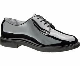 Bates  00742 Women's High Gloss DuraShocks Oxford Black  Size 9.5 N - $59.39