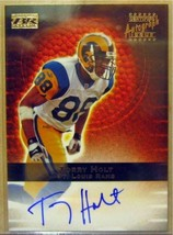 2000 Bowman Reserve Autografi # Th Torry Holt - $15.85
