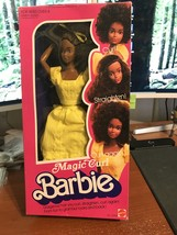 1981 Mattel Magic Curl African American Barbie Doll #3989 NIB - $129.95