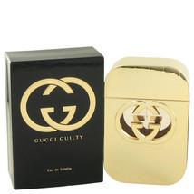 Gucci Guilty Perfume 2.5 Oz Eau De Toilette Spray image 3
