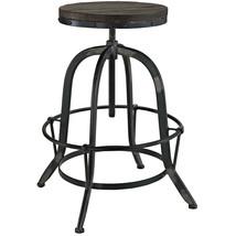 Collect Wood Top Adjustable Bar Stool - $123.00