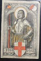 Mint Germany Picture Postcard PPC Red Cross 1914 - 1910 - $84.15
