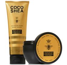 Bath & Body Works Cocoshea Miel Apaisant Beurre Corporel + Corps Lavage Duo Set - $28.37