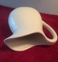 Vintage 60s White McCoy 365 Milk pitcher image 3