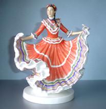 Royal Doulton Mexican Hat Dance Figurine Dances Of The World HN5643 Ltd Edt. New - $169.90