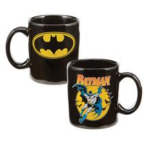 DC Comics Batman Swinging Comic Art Figure 12 oz. Ceramic Mug NEW UNUSED - $6.89