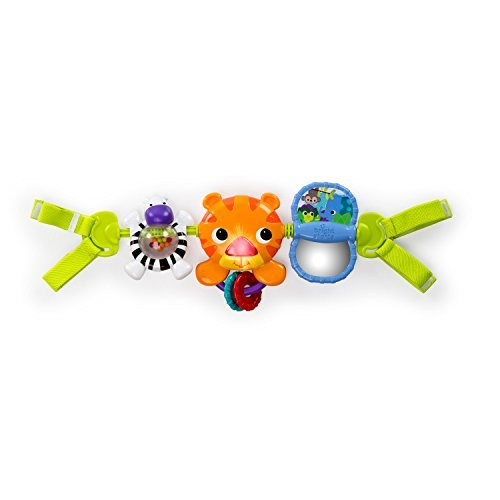 Bright Starts Take Along Toy Bar for Baby Car Seats/Carriers  - $20.00