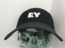 EY Black Nike Heritage86 Dri-Fit Hat Nike Golf Adjustable cap - $13.99