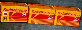 Kodak Film KM-135 AA20-2065 Vintage (USA) image 3