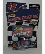 2020 MARTIN TRUEX JR #19 BASS PRO SHOPS NASCAR AUTHENTICS 1:64 W/TEAM ST... - $9.85