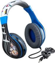 eKids - Star Wars Rise of Skywalker Headphones - Black/Blue - $28.88