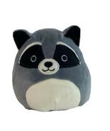 "Squishmallow Gray Rocky Raccoon 5"" Plush Stuffed Animal Toy  - $16.79"