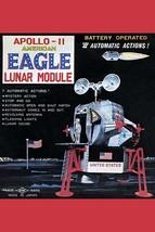 Apollo-11 American Eagle Lunar Module - Art Print - $19.99+