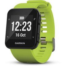 Garmin Forerunner 35 Limelight Green GPS Sport Watch Wrist Based HR IN WHITE BOX - $114.99