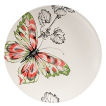 Fitz and Floyd 20-332 Hydrangea Butterfly Accent Salad Plate Set of 4 Open Stock - $44.99