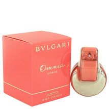 Omnia Coral by Bvlgari 2.2 oz 65 ml EDT Spray Perfume for Women New in Box - $52.20