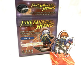 Eliwood ~ Fire Emblem Heroes - 1in Mini Acyrlic Figure Stand Vol 9 Ninte... - $17.33
