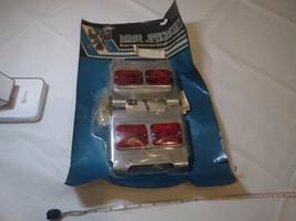 Drag Specialties Harley Davidson Motorcycle rear bag guard light bar 78-... - $102.95