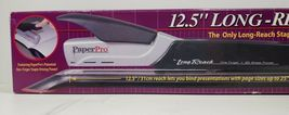 """Paper Pro Long Reach Stapler 12.5"""" With Staples image 6"""