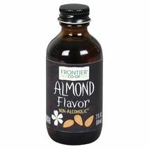 Frontier Herb Almond Flavor 2 oz - $9.99