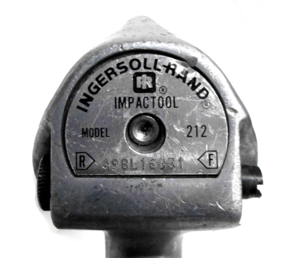 Ingersoll-rand Air Tool 212 image 4